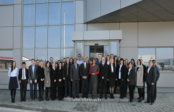 Visit of MOS (IC) for Commerce and Industry Smt. Nirmala Sitharaman to Croatia, 14-15 Feb 2017
