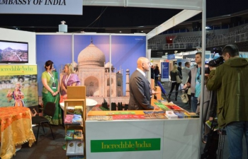 India at Place2Go Fair, 17 March 2017