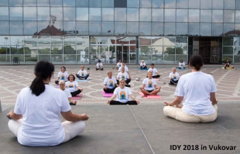 International Day of Yoga in Croatia, 17-24 June 2018