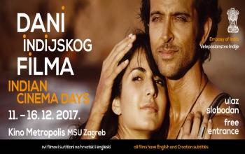 Indian Cinema Days (11-16 Dec 2017)