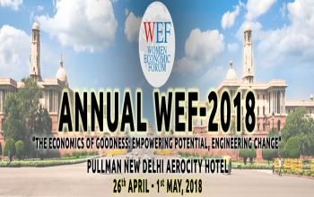 Annual Women Economic Forum, New Delhi