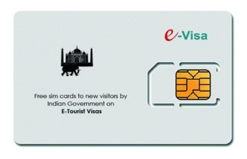 Sim Cards for Tourists on e-Visa, 15 March 2017