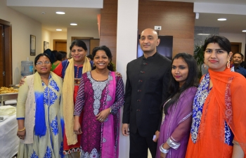 Commemorating India 68th Republic Day at the Embassy, 26 Jan 2017