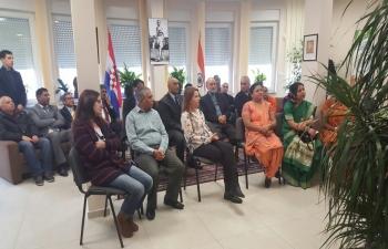 Pravasi Bharatiya Divas 2017 at the Embassy, 9 Jan 2017