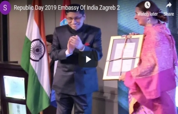 70th Republic Day of India celebrations, 25 Jan 2019