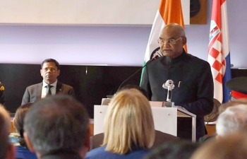 Address by President at University of Zagreb during State Visit to Croatia (27 March 2019)