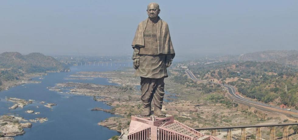 Statue of Unity, Gujarat, India